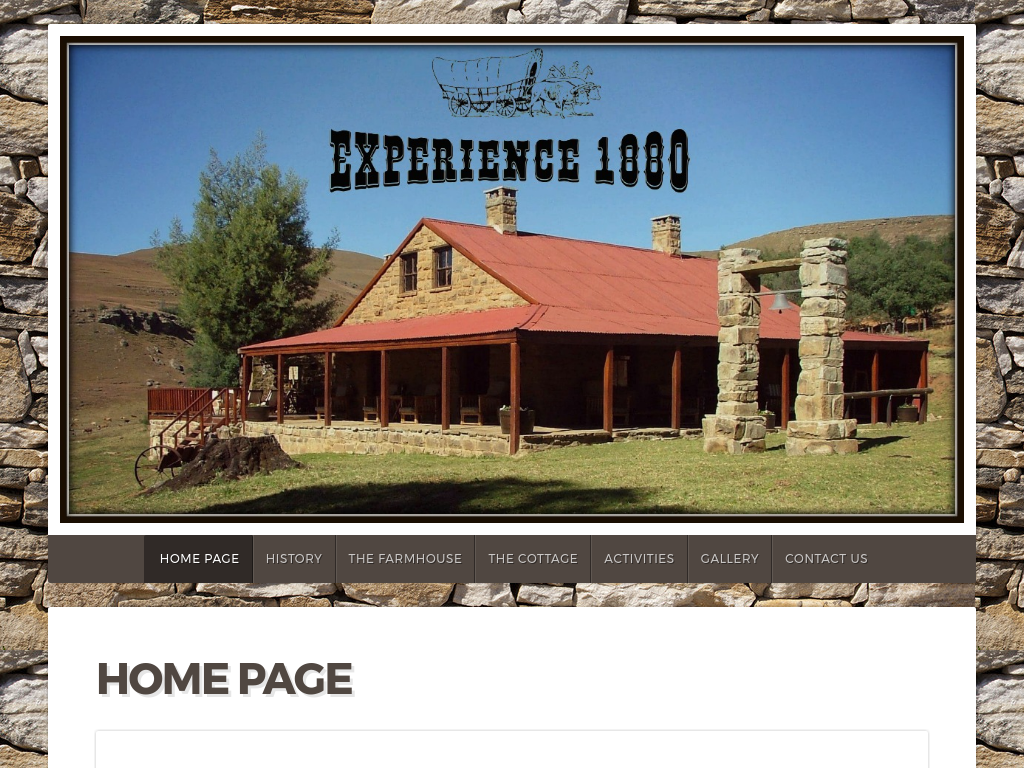 Experience 1880