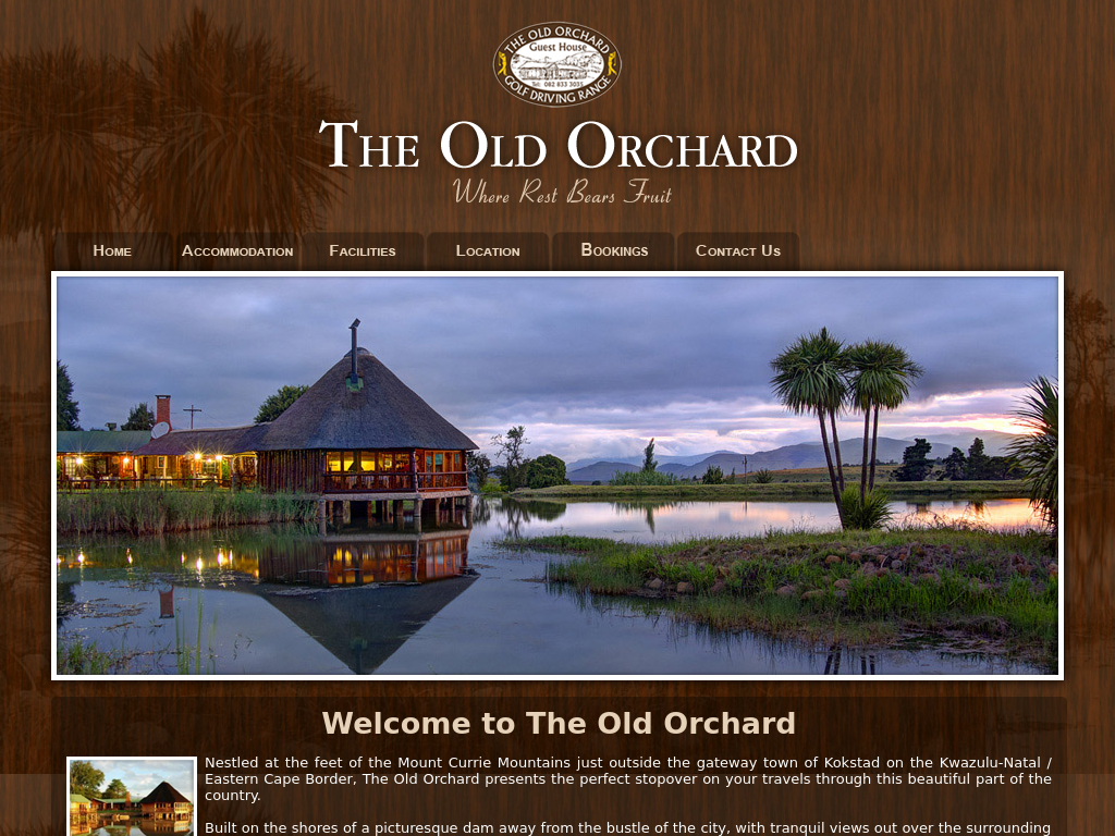 The Oldd Orchard